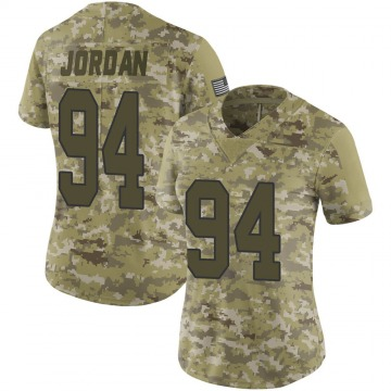 Women's Nike New Orleans Saints Cameron Jordan Camo 2018 Salute to Service Jersey - Limited