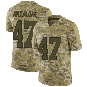 Youth Nike New Orleans Saints Alex Anzalone Camo 2018 Salute to Service Jersey - Limited
