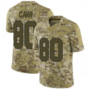 Youth Nike New Orleans Saints Austin Carr Camo 2018 Salute to Service Jersey - Limited