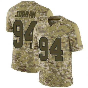 Youth Nike New Orleans Saints Cameron Jordan Camo 2018 Salute to Service Jersey - Limited