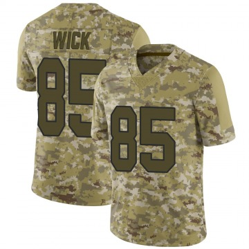 Youth Nike New Orleans Saints Cole Wick Camo 2018 Salute to Service Jersey - Limited