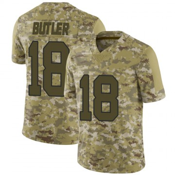 Youth Nike New Orleans Saints Emmanuel Butler Camo 2018 Salute to Service Jersey - Limited
