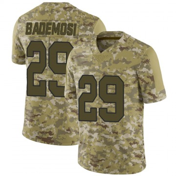 Youth Nike New Orleans Saints Johnson Bademosi Camo 2018 Salute to Service Jersey - Limited