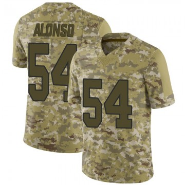 Youth Nike New Orleans Saints Kiko Alonso Camo 2018 Salute to Service Jersey - Limited