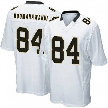 Youth Nike New Orleans Saints Michael Hoomanawanui White Jersey - Game