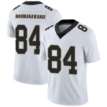 Youth Nike New Orleans Saints Michael Hoomanawanui White Vapor Untouchable Jersey - Limited