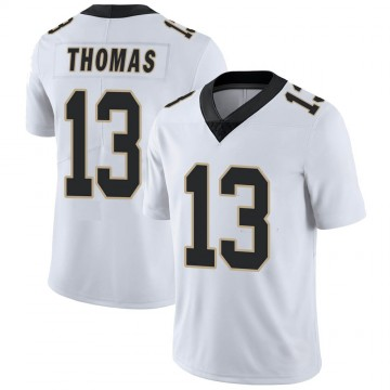 Youth Nike New Orleans Saints Michael Thomas White Vapor Untouchable Jersey - Limited