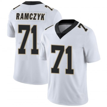 Youth Nike New Orleans Saints Ryan Ramczyk White Vapor Untouchable Jersey - Limited