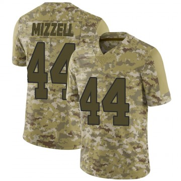 Youth Nike New Orleans Saints Taquan Mizzell Camo 2018 Salute to Service Jersey - Limited