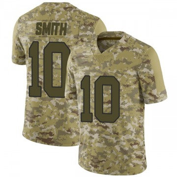 Youth Nike New Orleans Saints Tre'Quan Smith Camo 2018 Salute to Service Jersey - Limited