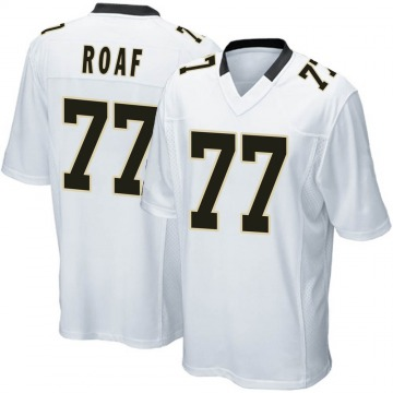 Youth Nike New Orleans Saints Willie Roaf White Jersey - Game