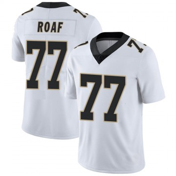 Youth Nike New Orleans Saints Willie Roaf White Vapor Untouchable Jersey - Limited